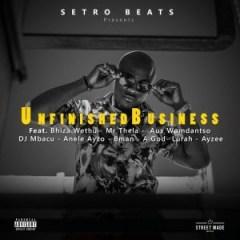 Setro Beats - Friends & Enemies feat. Bizza Wethu, Mr Thela & Aux Womdantso